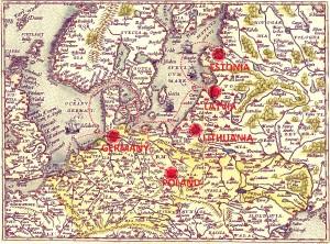 Helnet map